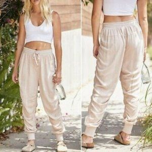 Free People Easy Street Joggers Medium